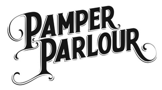 mark for PAMPER PARLOUR, trademark #85675858