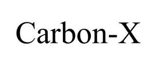 mark for CARBON-X, trademark #85675924
