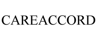 mark for CAREACCORD, trademark #85676522