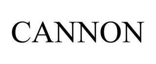 mark for CANNON, trademark #85676540