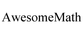 mark for AWESOMEMATH, trademark #85676633