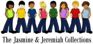 mark for THE JASMINE & JEREMIAH COLLECTIONS, trademark #85676697