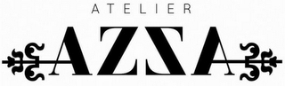 mark for ATELIER AZZA, trademark #85676913
