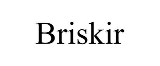 mark for BRISKIR, trademark #85677081