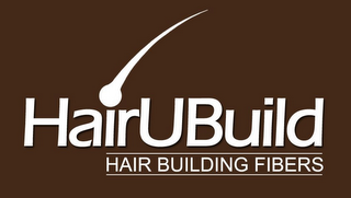 mark for HAIRUBUILD HAIR BUILDING FIBERS, trademark #85677115