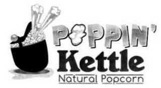 "mark for ""POPPIN'"", ""KETTLE"", ""NATURAL POPCORN"", trademark #85677143"