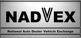 mark for NADVEX NATIONAL AUTO DEALER VEHICLE EXCHANGE, trademark #85677256