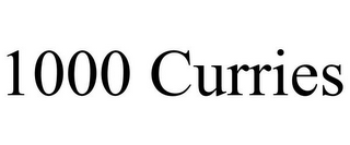 mark for 1000 CURRIES, trademark #85677274
