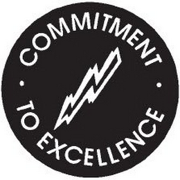 mark for · COMMITMENT · TO EXCELLENCE, trademark #85677392