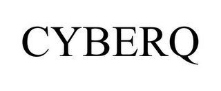 mark for CYBERQ, trademark #85677531