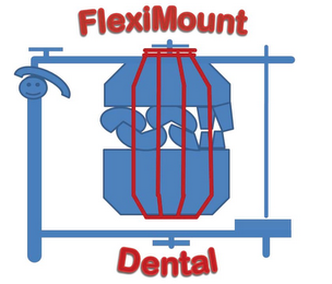 mark for FLEXIMOUNT DENTAL, trademark #85678161