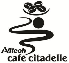 mark for ALLTECH CAFE CITADELLE, trademark #85678231