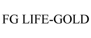 mark for FG LIFE-GOLD, trademark #85678392