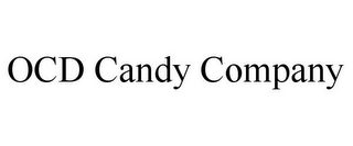 mark for OCD CANDY COMPANY, trademark #85678460