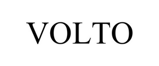 mark for VOLTO, trademark #85678759