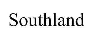 mark for SOUTHLAND, trademark #85678773