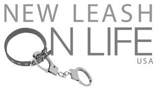 mark for NEW LEASH ON LIFE USA, trademark #85678811