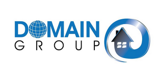 mark for DOMAIN GROUP, trademark #85678875