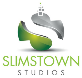 mark for SLIMSTOWN S T U D I O S, trademark #85679337