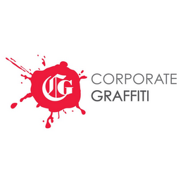 mark for CG CORPORATE GRAFFITI, trademark #85679626