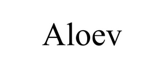 mark for ALOEV, trademark #85679728