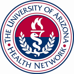 mark for THE UNIVERSITY OF ARIZONA · HEALTH NETWORK·, trademark #85679767