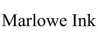 mark for MARLOWE INK, trademark #85679810
