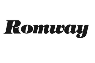 mark for ROMWAY, trademark #85679823