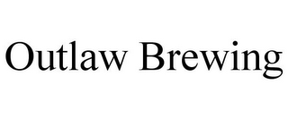 mark for OUTLAW BREWING, trademark #85680057