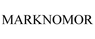 mark for MARKNOMOR, trademark #85680180