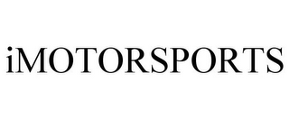 mark for IMOTORSPORTS, trademark #85680182