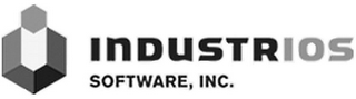 mark for INDUSTRIOS SOFTWARE, INC., trademark #85680199