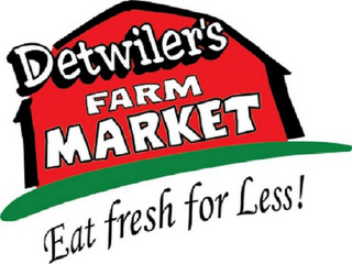 mark for DETWILER'S FARM MARKET EAT FRESH FOR LESS!, trademark #85680321