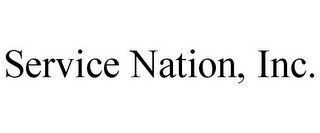 mark for SERVICE NATION, INC., trademark #85680395