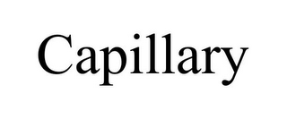 mark for CAPILLARY, trademark #85680486