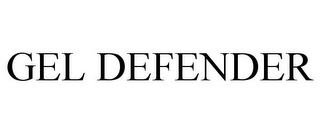 mark for GEL DEFENDER, trademark #85680508