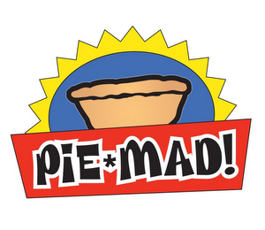 mark for PIE*MAD!, trademark #85680528