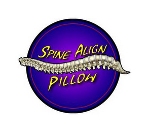 mark for SPINE ALIGN PILLOW, trademark #85680933