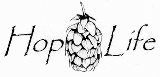 mark for HOP LIFE, trademark #85680962