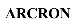 mark for ARCRON, trademark #85681066