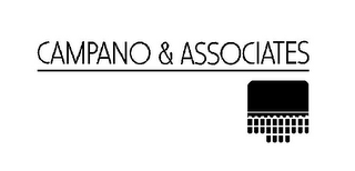mark for CAMPANO & ASSOCIATES, trademark #85681226