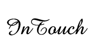 mark for INTOUCH, trademark #85681227