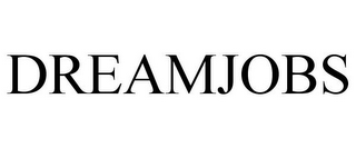 mark for DREAMJOBS, trademark #85681581