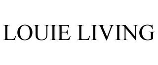 mark for LOUIE LIVING, trademark #85681633