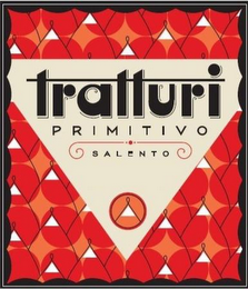 mark for TRATTURI PRIMITIVO SALENTO, trademark #85681640