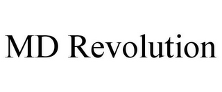 mark for MD REVOLUTION, trademark #85681704