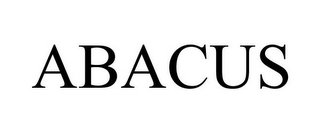 mark for ABACUS, trademark #85681757