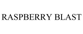 mark for RASPBERRY BLAST, trademark #85682087