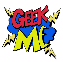 mark for GEEK ME, trademark #85682157