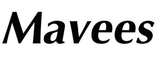 mark for MAVEES, trademark #85682319